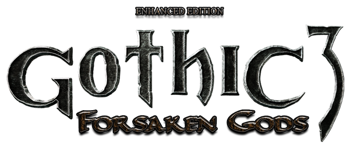 Gothic 3 Forsaken Gods Enhanced Edition Logo