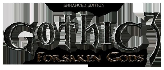 Gothic 3 Forsaken Gods Enhanced Edition Logo