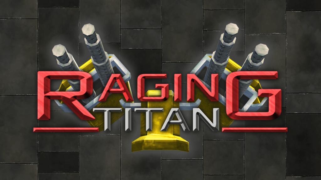 Raging Titan Logo