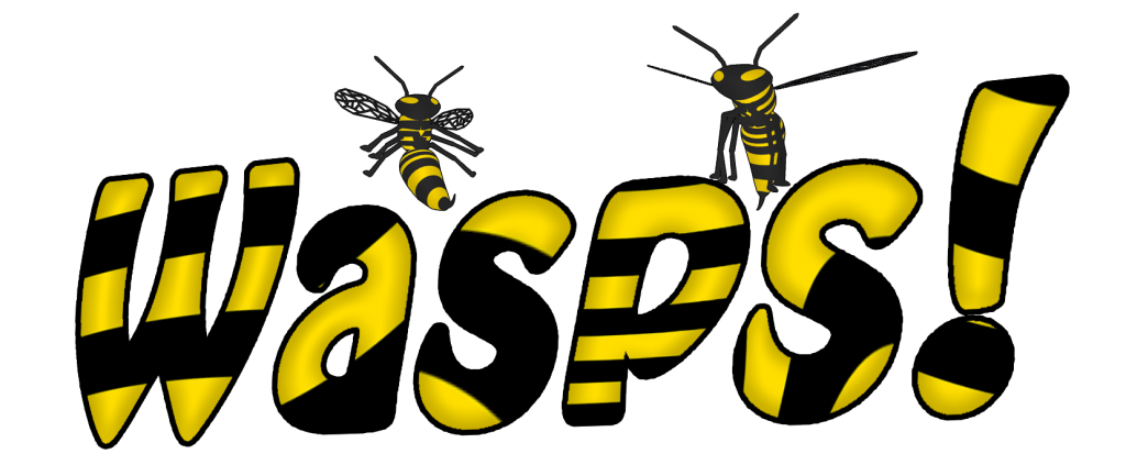 Wasps! Logo Bright