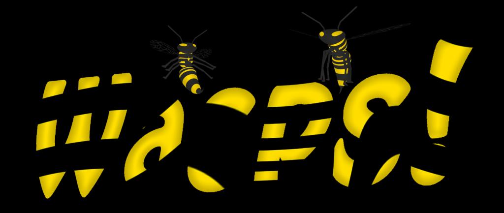 Wasps! Logo Bright